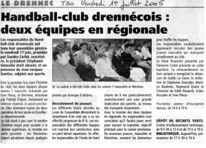 2005-07-01V-TBO-2 équipes en régionale