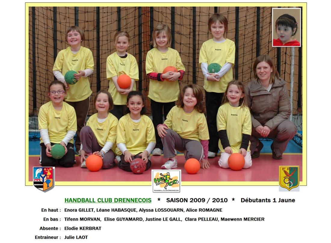 2009-2010-02-Débutants 1 Jaune
