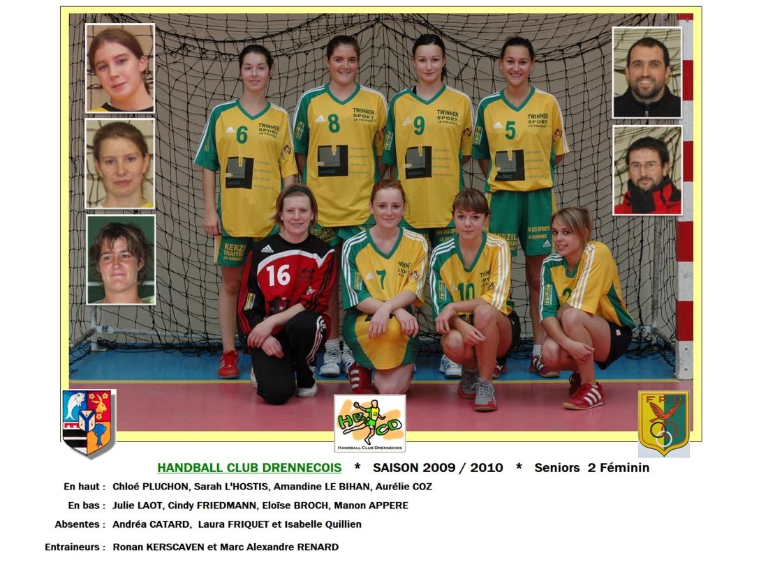 2009-2010-10-Seniors2Féminin