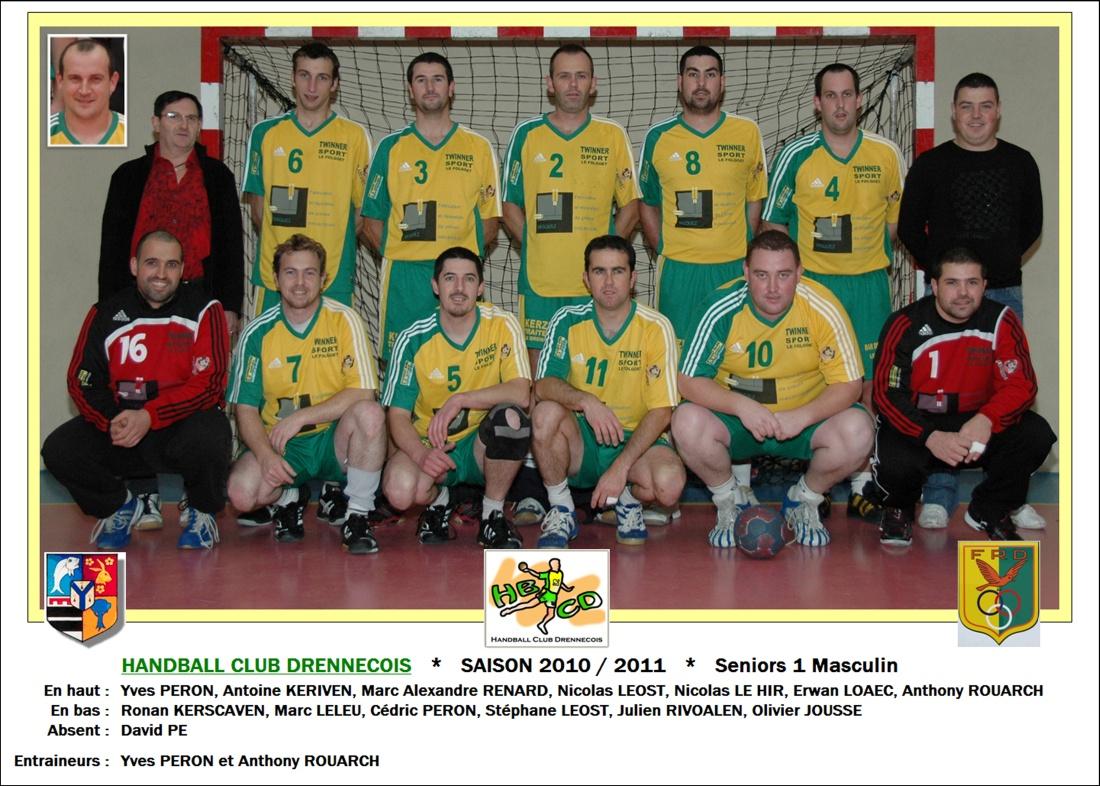 2010-2011-Seniors 1 Masculin