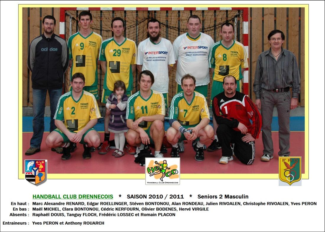 2010-2011-Seniors 2 Masculin