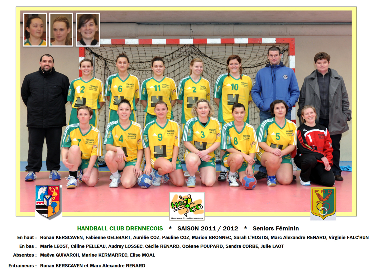 2011-2012-15-11-Seniors Féminin