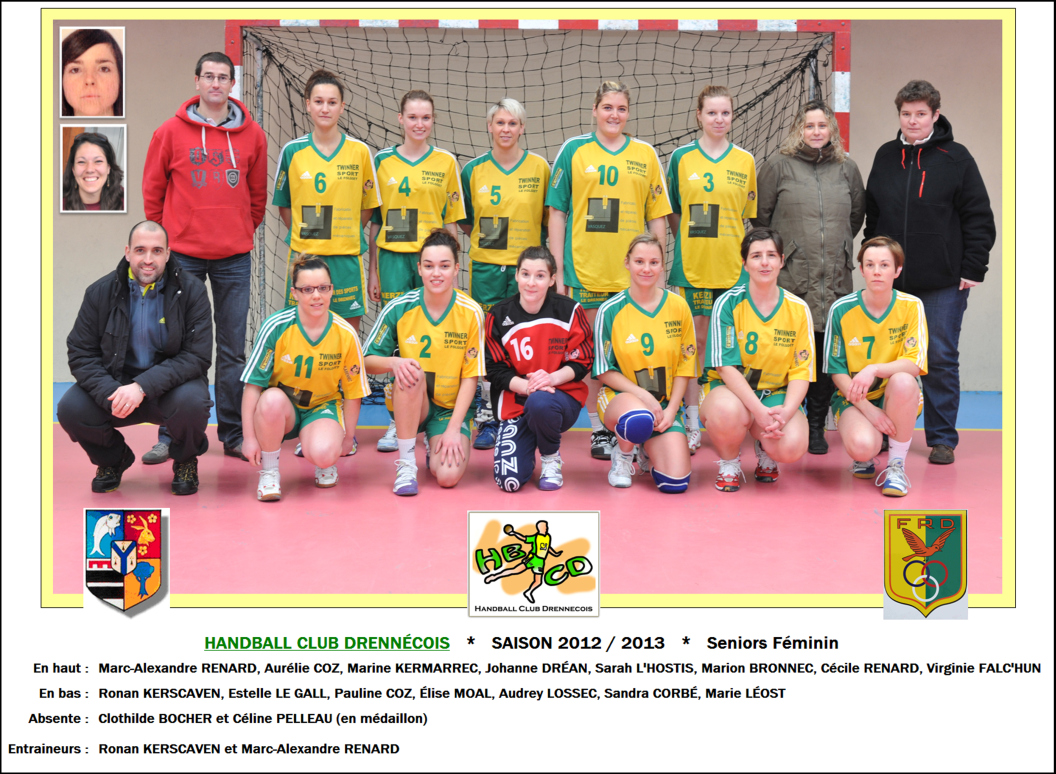 2012-2013-15-10-Seniors Féminin