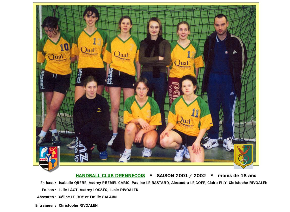 7Handball2001-2002-18 ans