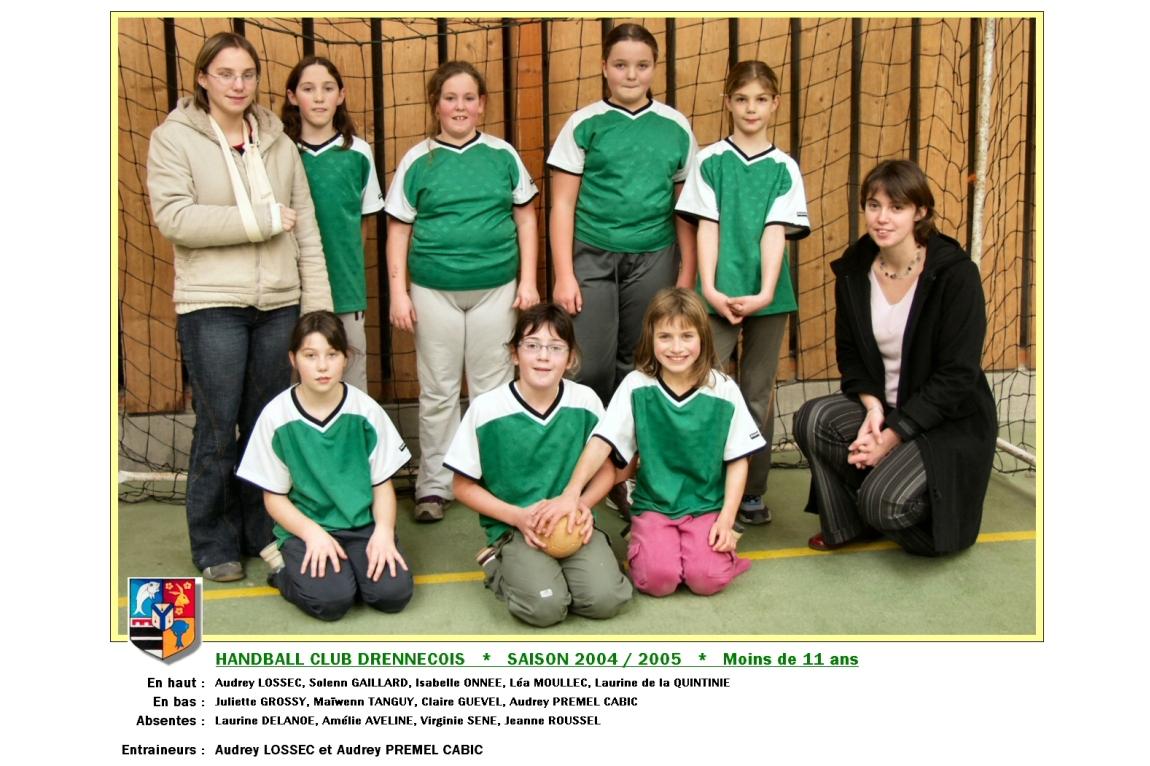 Handball2004 -11ans1