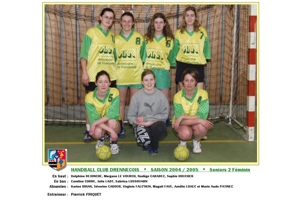 Handball2004 seniors2F1
