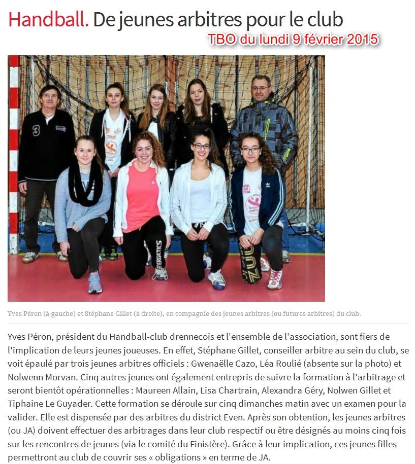 2015-02-09L-HBCD-De jeunes arbitres pour le club-TBO