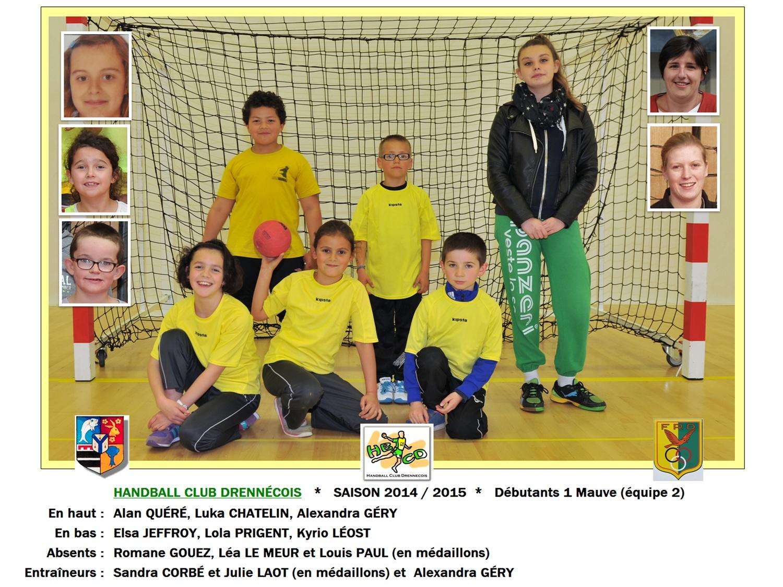 2014-2015-03-Débutants 1 Mauve (équipe 2)